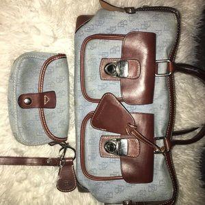 Dooney & Bourke 2-Piece bags set